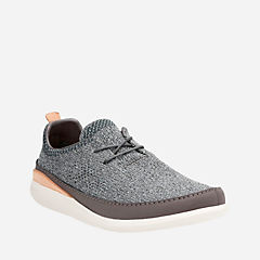 Pitman Run Grey mens-ortholite