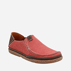 Trapell Form Red Canvas mens-casual-shoes