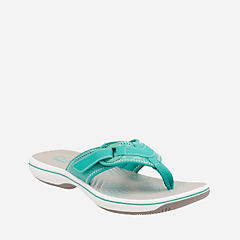 Breeze Mila Turquoise Synthetic womens-collection