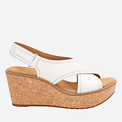 Aisley Tulip White Leather womens-sandals-wedge