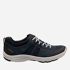 Wave Andes Navy Nubuck womens-active