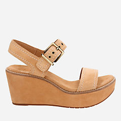 Aisley Orchid Light Tan Suede womens-sandals-wedge