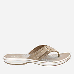 Breeze Sea Taupe Synthetic womens-flip-flops-sandals