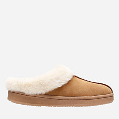 Sidra Freya Tan womens-slippers