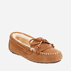 Audrianna Sail Cognac womens-slippers