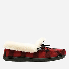 Faolan Haven Red womens-slippers