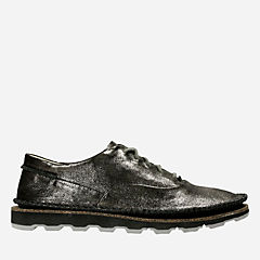 Damara Ava Black Metallic womens-view-all