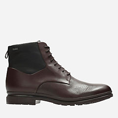 London Pace GTX Brown Leather mens-casual-boots
