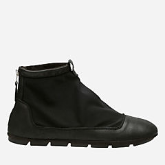 Sokola Sky Black Combi womens-ankle-boots