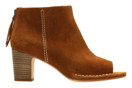 Ed Melody Tan Suede New Markdowns