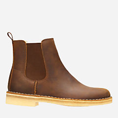 Desert Peak. Beeswax womens-ankle-boots