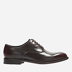 Ellis Vincent Chestnut Leather mens-oxfords-lace-ups