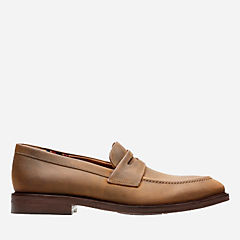 Mckewen Step Brown Leather mens-shoes
