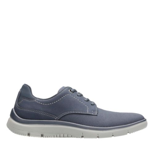 Tunsil Plain Navy mens-casual-shoes