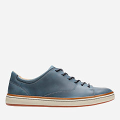 Norsen Lace Dark Navy Leather mens-oxfords-lace-ups