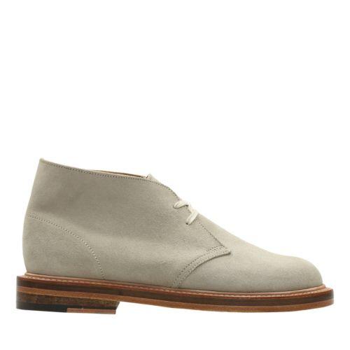 Desert Welt Sand Suede Clarks Originals Mens Boots