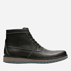 Varby Top Black Leather mens-casual-boots