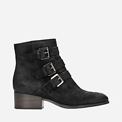 Women S Booties Amp Ankle Boots Clarks 174 Shoes Official Site