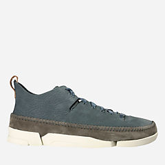 Trigenic Flex Slate Blue Nubuck originals-mens-trigenics