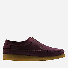 Weaver Purple Grape Nubuck originals-mens-shoes