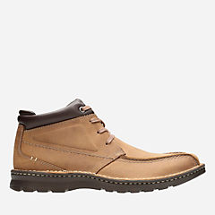 Vanek Rise Tan Leather mens-wide-width