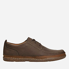 Trapell Apron Dark Brown Leather mens-casual-shoes