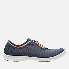Dowling Pearl Navy Synthetic womens-active