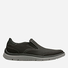 Tunsil Step Black mens-casual-slip-ons