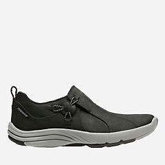 Wave River Black Nubuck womens-active