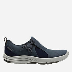Wave River Navy Nubuck womens-active