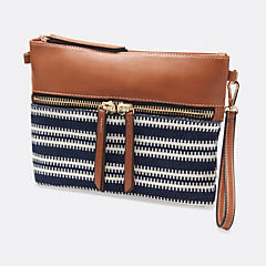 Vanora Beach Navy/White womens-accessories-shoulder