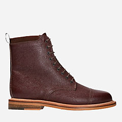Craftmaster I Burgundy Leather originals-mens-boots