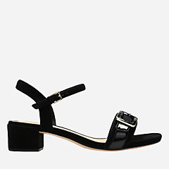 Orabella Shine Black Combi womens-sandals-heels