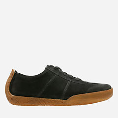 Milligan Black Suede originals-mens-shoes