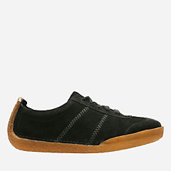 Milligan. Black Suede originals-womens