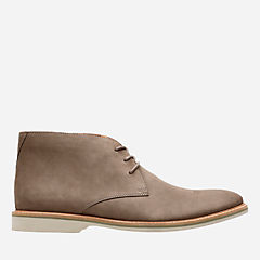 Atticus Limit Taupe Nubuck mens-casual-boots