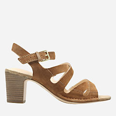 Spiced Ava Tan Suede womens-sandals-heels
