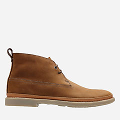 Trace Seam Tan Leather mens-casual-boots