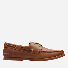 Morven Sail Tan Leather mens-casual-shoes