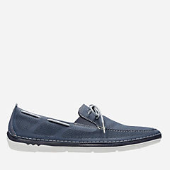 Step Maro Wave Navy Mesh mens-casual-shoes
