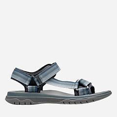 Balta Reef Grey Synthetic mens-sandals