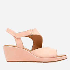 Womens Wedge Sandals Clarks 174 Shoes Official Site