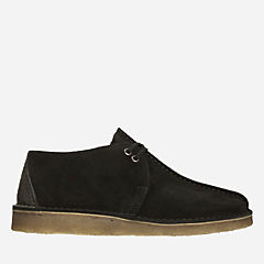 Desert Trek Black Suede originals-mens-shoes