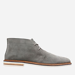 Dezmin Mid Grey Suede mens-bostonian-new-arrivals