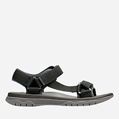 Balta Reef Black Synthetic mens-sandals