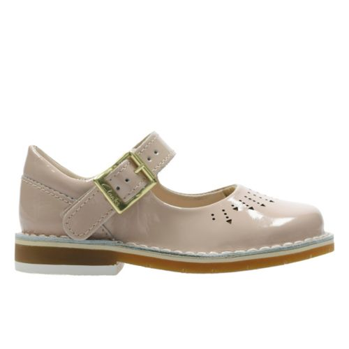 /'Girls Clarks/' Casual Shoes Yarn Jump