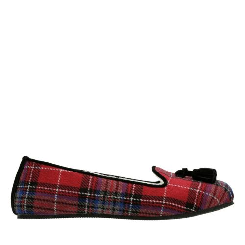 Faolan Elite Red womens-slippers