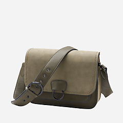 Mariska Miri Khaki womens-accessories-shoulder