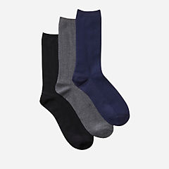 Womens 3-Pack Chevryn Socks Multicolour womens-accessories-view-all