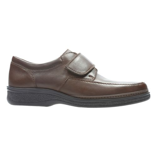 CLARKS STONEHILL EDGE Mens Casual Wide